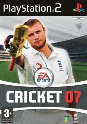 Joc PS2 EA Sports Cricket 07 foto
