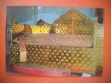 HOPCT 62962  TRON DE AUR DE CEREMONII ISTANBUL TOPKAPI TURCIA -NECIRCULATA