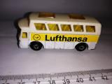 Bnk jc Matchbox Superfast - No 65 SB-813 Airport Coach Lufthansa