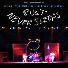 Neil Young Crazy Horse Rust Never Sleeps (cd)