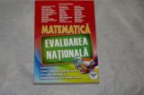 Matematica - Evaluarea Nationala - Clasa a VIII -a