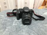 Camera foto digitala CANON EOS800D + obiectiv 18-55 IS STM, 24.2 Mp, W