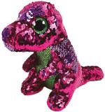 Jucarie De Plus Ty Beanie Boos Flippables Stompy Dinosaur