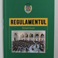 REGULAMENTUL SENATULUI , 2020