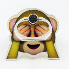 Suport tip inel pentru telefon mobil monkey