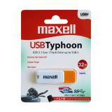 Flash Drive USB 3.1 Typhoon Maxell, 32 GB