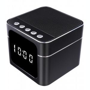 Boxa cu Camera Spion iUni Spy IP38, Ceas, 1080p, Wireless, Senzor de Miscare, Night Vision, Inregistrare Audio-Video