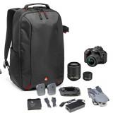 Rucsac Manfrotto Essential pentru foto si drone DJI Mavic Pro