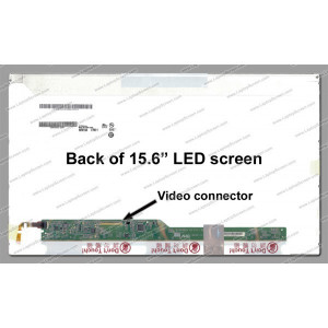 Display - ecran laptop Hp Probook 4530S model LTN156AT05 15.6 inch LED