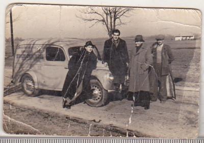 bnk foto -  Masina Serviciul cinematografic - 1950 ? foto