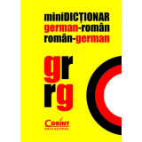Minidictionar german-roman roman-german 2016