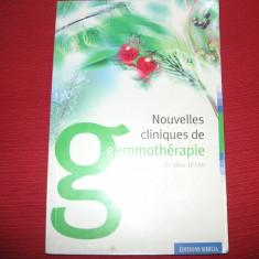 Gemoterapie - Nouvelles cliniques de gemmotherapie - Max Tetau