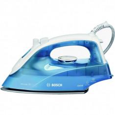 Fier de calcat Bosch TDA2610 Sensixx B, Talpa Palladium-Glissee, 2000 W, 30 g/min, 1.9 m, Alb/Albastru
