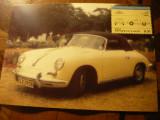 Ilustrata - Automobile de Colectie - Auto 100 - Porsche 1957 - Speender 356 ,tim