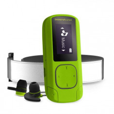 MP3 Player Energy Sistem Clip BT Sport Greestone 16GB