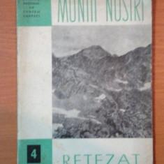 RETEZAT- MUNTII NOSTRI