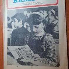 revista radio-tv saptamana 10-16 septembrie 1978