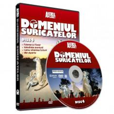 Domeniul Suricatelor DVD Disc 4