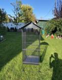 Cușcă/ Colivie  papagali de dimensiuni medii si mari