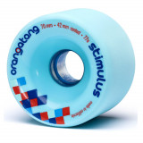 Roti longboard Orangatang Stimulus blue