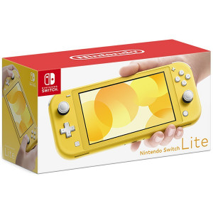 Consola portabila Nintendo Switch Lite, yellow