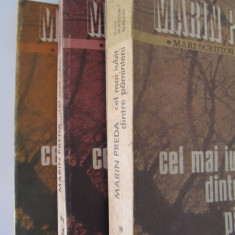Cel mai iubit dintre pamanteni (3 vol.) - Marin Preda