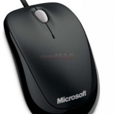 Mouse Microsoft Compact Optical 500 (Negru)