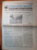 Ziarul romania mare 23 aprilie 1993