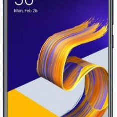Telefon Asus ZenFone 5 ZE620KL, Procesor Octa-Core Snapdragon 636, IPS LCD Capacitive touchscreen 6.2inch, 4GB RAM, 64GB Flash, Camera Duala 12+8MP, W, Albastru, Neblocat