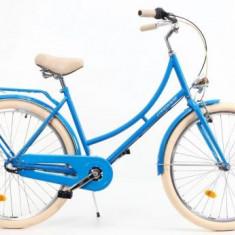 Bicicleta Dama DHS Citadinne 2636 (Albastru)