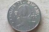 MONEDA 100 LIRE 1990-VATICAN