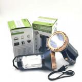 Cumpara ieftin Lanterna Profesionala LED 5W,Cob Led, slot USB, 220V T50,Putere Extrema