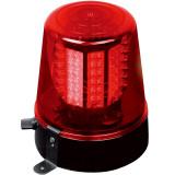 Girofar LED rosu Ibiza, alimentare 220V