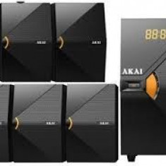Boxe AKAI SS030A-5518, 5.1, 70W, negru,noi