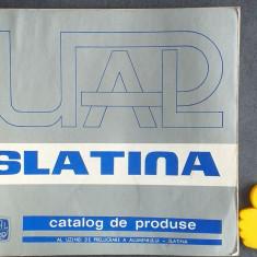 Catalog produse UPAL Slatina