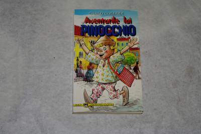 Aventurile lui Pinocchio - Carlo Collodi foto