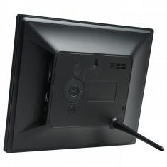 Rama foto digitala Braun DigiFrame 1080, 9.7a€, Negru