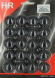 Set capacele prezoane negre, Oem