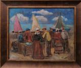 Tibor Erno / Piata de peste la Bretagne