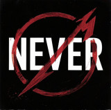 2 CD Metallica ‎– Through The Never (Music From The Motion Picture)