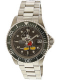Ceas barbatesc Invicta Disney Limited Edition 24610 argintiu Stainless-Steel Japanese Automatic 24610