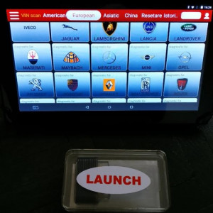 Kit tester diagnoza auto Launch Easydiag X431 DbscarII Pro3S 2019 + Tableta 10.1