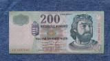200 Forint 1998 Ungaria
