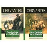 Don Quijote de la Mancha (vol. 1 + 2) - Miguel de Cervantes