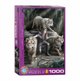 Cumpara ieftin Puzzle Eurographics - Anne Stokes: The Power of Three, 1000 piese
