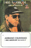 Casetă audio Adriano Celentano – I Miei Americani (Tre Puntini) Vol.2, Casete audio