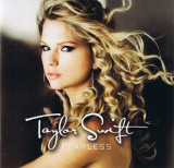 Taylor Swift Fearless 17 tr 2009 Edition (cd)