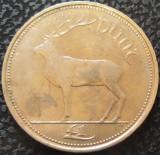 Cumpara ieftin Moneda 1 PUNT - IRLANDA, anul 1990 *cod 3207, Europa