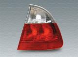 Cumpara ieftin Stop lampa spate dreapta exterior culoare semnalizator alb, culoare sticla rosu BMW Seria 3 E46 Station wagon intre 2001-2006, Magneti Marelli