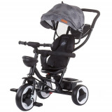Cumpara ieftin Tricicleta Jazz cu Sezut Reversibil, Colectia 2021 Asphalt, Chipolino